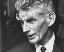 Samuel Beckett. Foto: Reprodução.