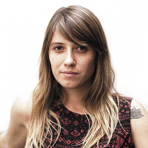 Laura Liuzzi. Foto: Felipe Lima.