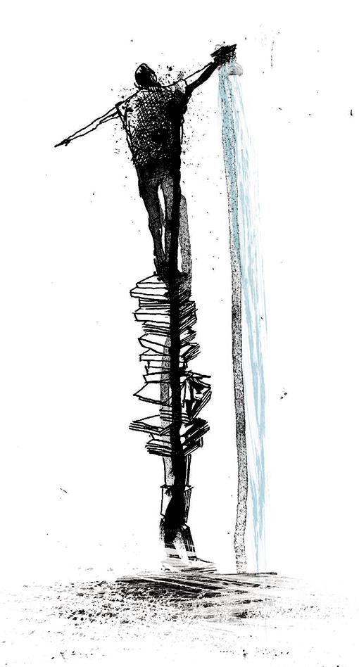 Ilustração: Robson Vilalba