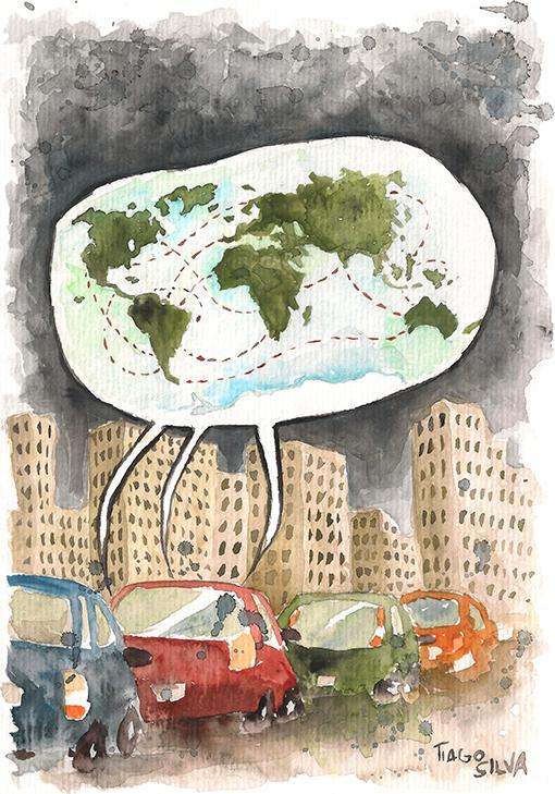 Ilustração: Tiago Silva