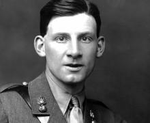 Siegfried Sassoon, autor de Memórias de um oficial de infantaria