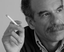 Carlos María Domínguez, autor de A casa de papel