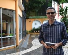 Márcio Ferreira Barbosa, autor de A costura de si