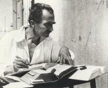 Nikos Kazantzákis, autor de A última tentação