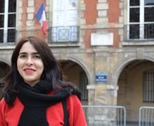 Tércia Montenegro, autora de Turismo para cegos