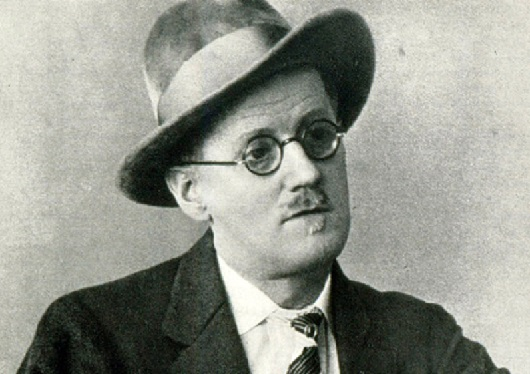 James Joyce, autor de Ulisses