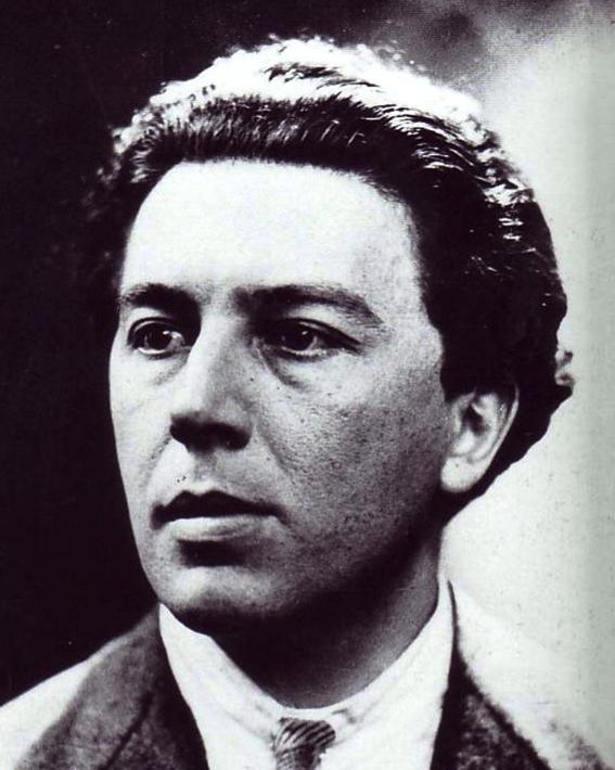 André Breton, autor do Manifesto do surrealismo