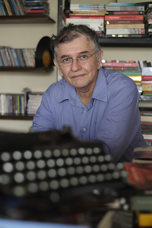 Edyr Augusto, autor de Pssica