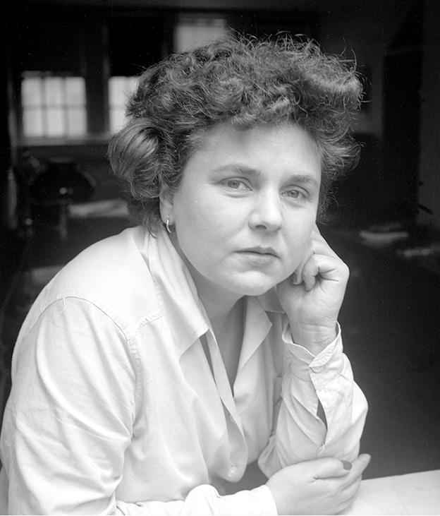 A poeta Elizabeth Bishop