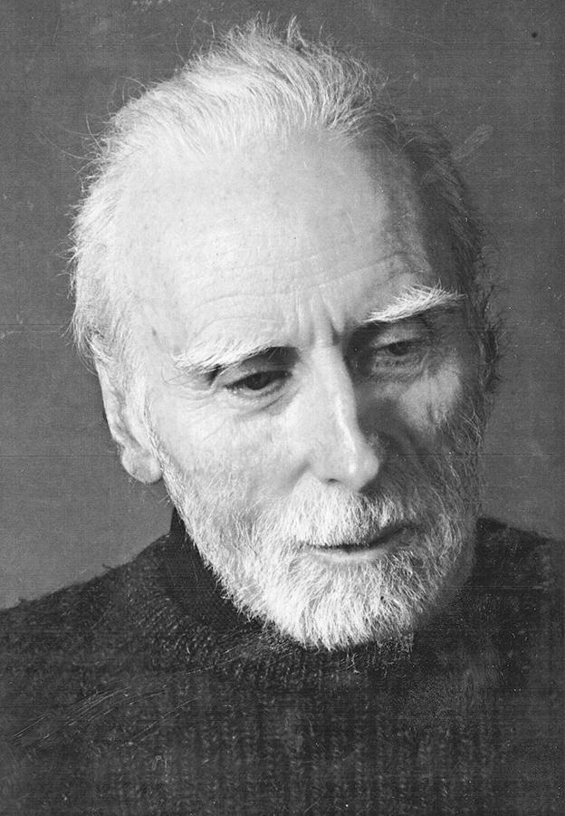 O poeta Jack Gilbert