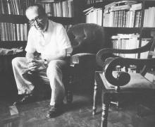 Manuel Bandeira, autor do poema O bicho