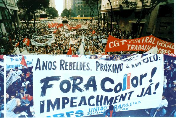 Governo Collor: crise e corrupção
