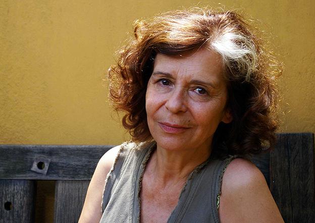 A poeta Alice Ruiz