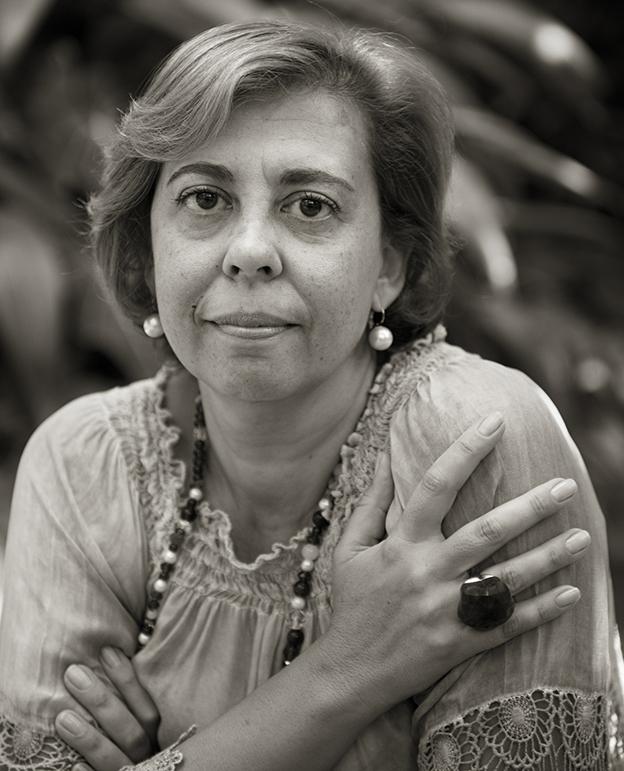 A poeta portuguesa Ana Marques Gastão