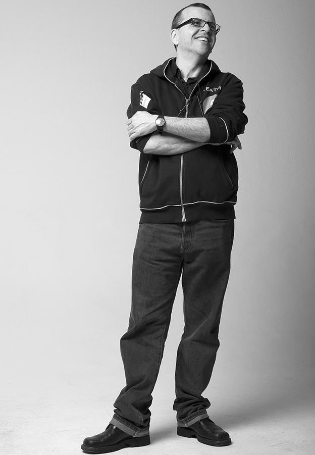 Fernando Bonassi, autor de Luxúria