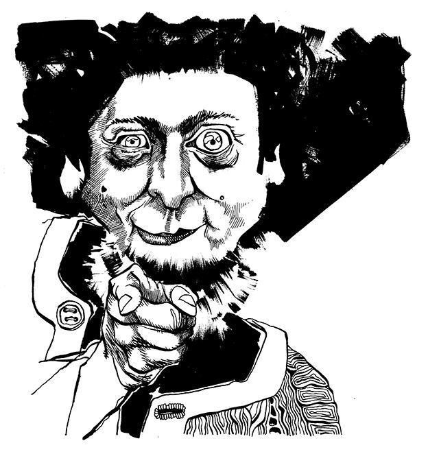 Georges Perec por Osvalter