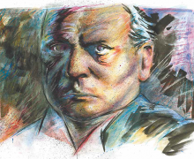 Henry James por Robson Vilalba