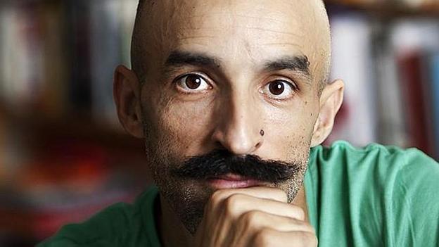 Jesús Carrasco, autor de Intempérie