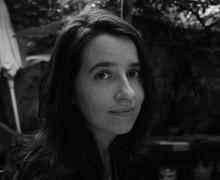 Júlia Dantas, autora de  Ruína y leveza