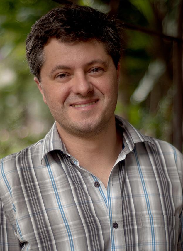 Ricardo Lísias, autor de Concentração.