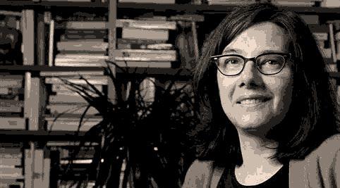 Pascale Casanova, autora de República das letras