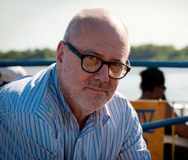 O escritor gaúcho João Gilberto Noll