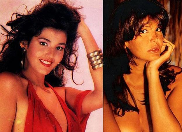 Roberta Close, símbolo sexual dos anos 80