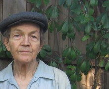 O poeta Tom Clark