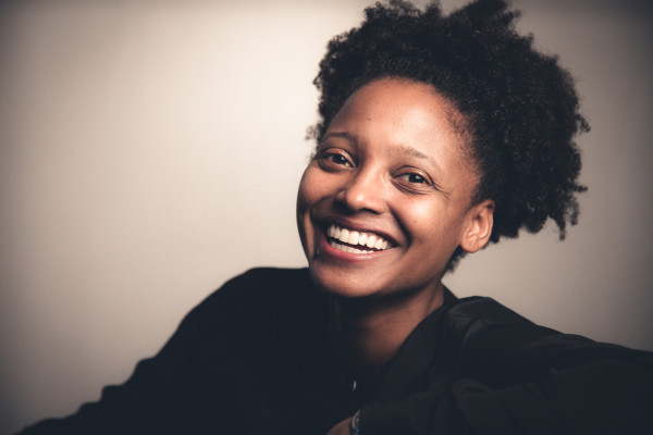 A poeta Tracy K. Smith
