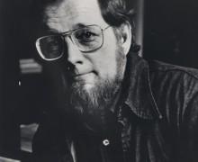 Donald Barthelme, autor de O pai morto