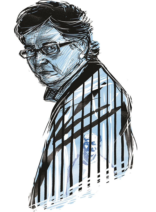 Javier Cercas, por Robson Vilalba