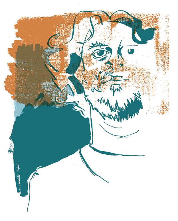 Maurício de Almeida por Osvalter