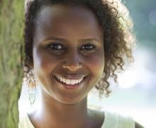 Nadifa Mohamed, autora de O pomar das almas perdidas