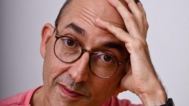 Rubens Figueiredo é autor de Barco a seco.
