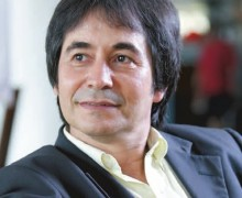 Aleilton Fonseca, autor de O pêndulo de Euclides