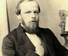 Dostoiévski, autor de Crime e castigo