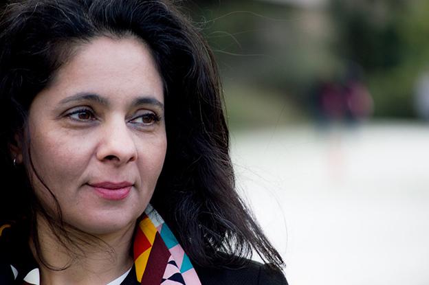 Ana Cássia Rebelo, autora de Ana de Amsterdam
