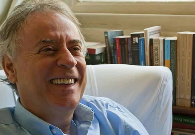Godofredo de Oliveira Neto, autor de Grito