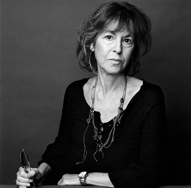 A poeta norte-americana Louise Glück