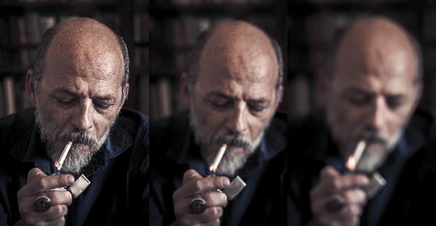Lourenço Mutarelli, autor de O grifo de Abdera