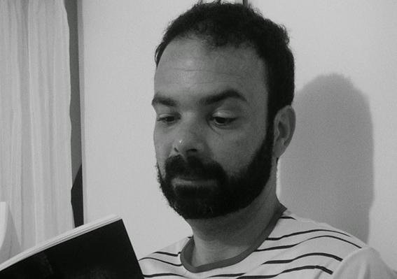 Tadeu Sarmento, autor de Associação Robert Walser para sósias anônimos