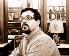 O poeta Fabio Weintraub