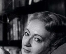 A escritora ítalo-cubana Alba de Céspedes