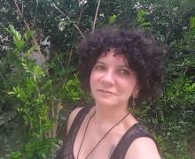 A poeta potiguar Marize Castro