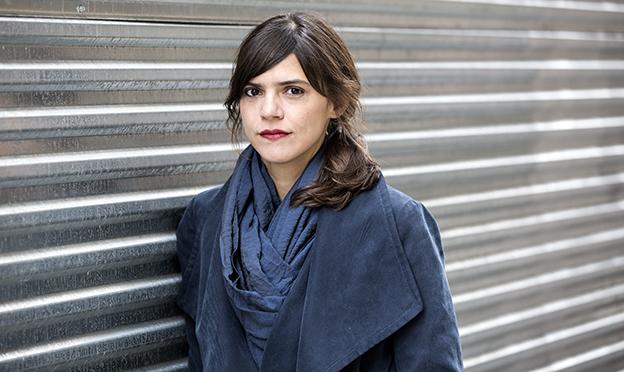 A mexicana Valeria Luiselli, autora de A história dos meus dentes