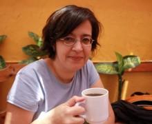 Angélica Freitas, autora do poema Mulher de respeito