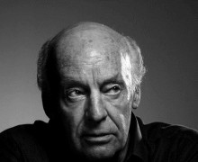 O uruguaio Eduardo Galeano.