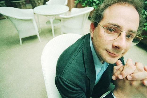 Ignacio Padilla, autor de O homem que foi um mapa
