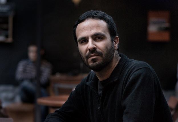 Rodrigo Hasbún, autor de Os afetos