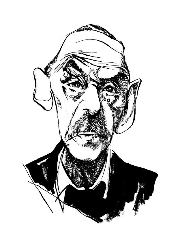 Thomas Mann por Osvalter